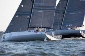 Bodacious Dream at Start of Atlantic Cup - May 2012