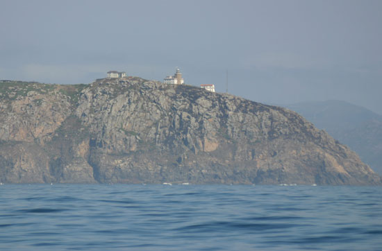 Cape Finisterre (Tip of Iberian Peninsula)