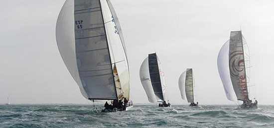 Class 40 Worlds at the Start