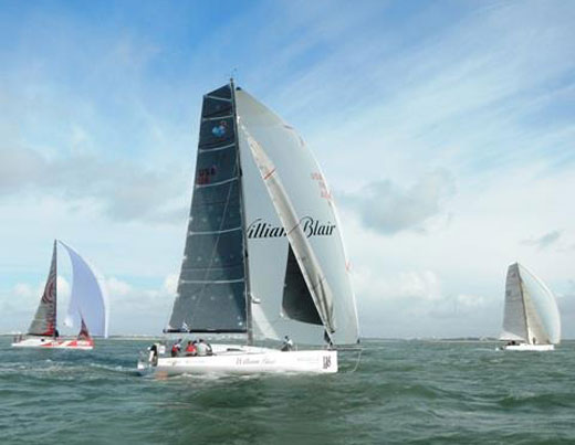 Bodacious Dream in the Class 40 Worlds