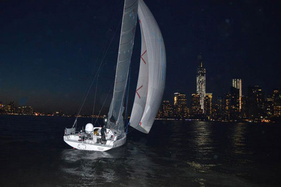 Atlantic Cup Finish in NYC