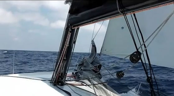 Atlantic Cup - Day 2 (off Cape Hatteras, NC)